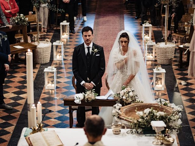 Il matrimonio di Luca e Greta a Crema, Cremona 9