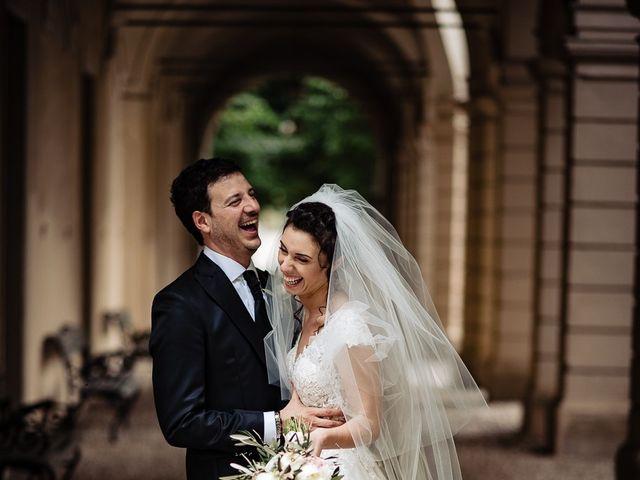 Il matrimonio di Luca e Greta a Crema, Cremona 14
