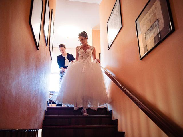 Il matrimonio di Luca e Greta a Crema, Cremona 27