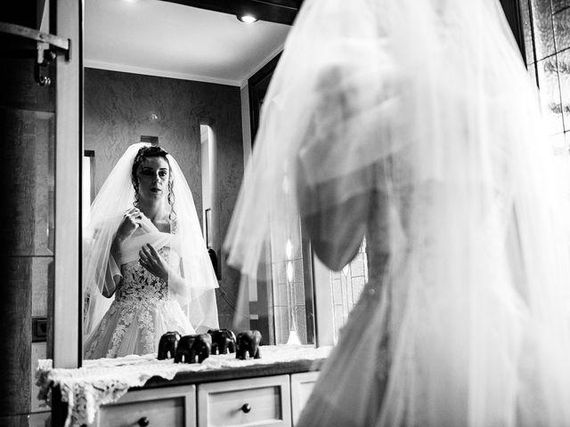 Il matrimonio di Luca e Greta a Crema, Cremona 33
