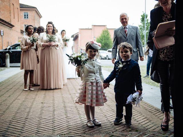 Il matrimonio di Luca e Greta a Crema, Cremona 34