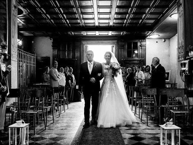 Il matrimonio di Luca e Greta a Crema, Cremona 35