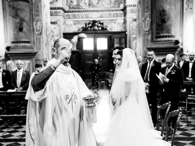 Il matrimonio di Luca e Greta a Crema, Cremona 37