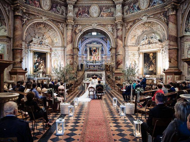 Il matrimonio di Luca e Greta a Crema, Cremona 38