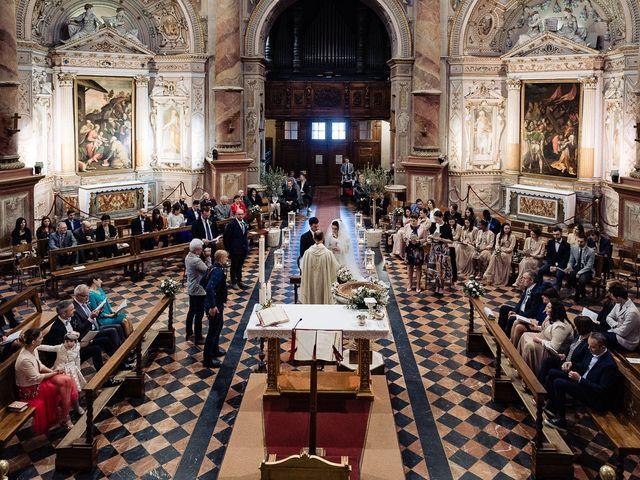 Il matrimonio di Luca e Greta a Crema, Cremona 39