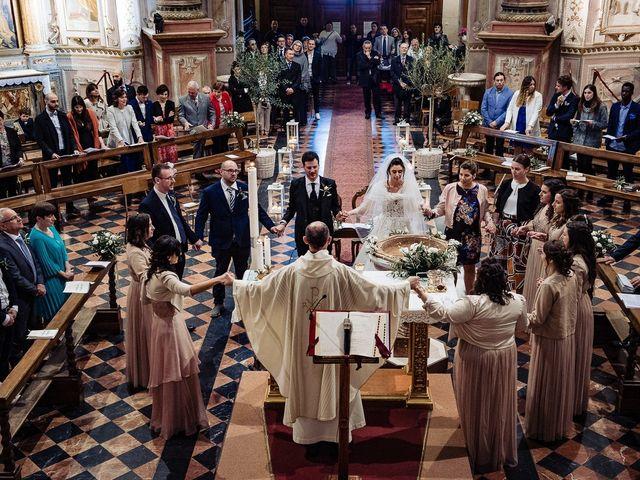 Il matrimonio di Luca e Greta a Crema, Cremona 41