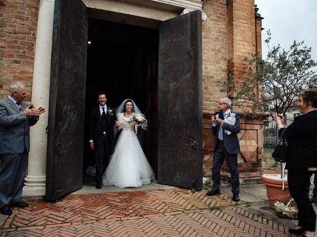Il matrimonio di Luca e Greta a Crema, Cremona 43