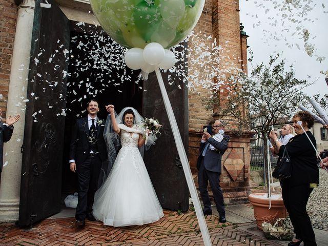 Il matrimonio di Luca e Greta a Crema, Cremona 44