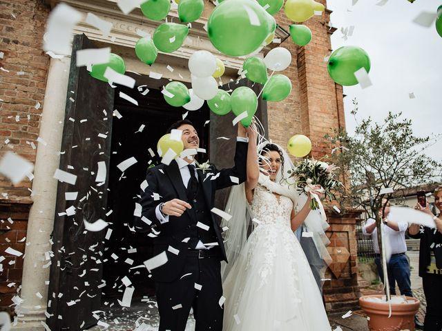 Il matrimonio di Luca e Greta a Crema, Cremona 46