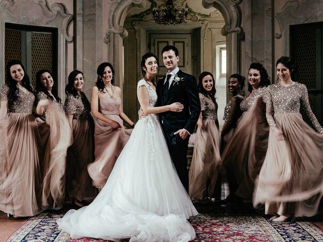 Il matrimonio di Luca e Greta a Crema, Cremona 54
