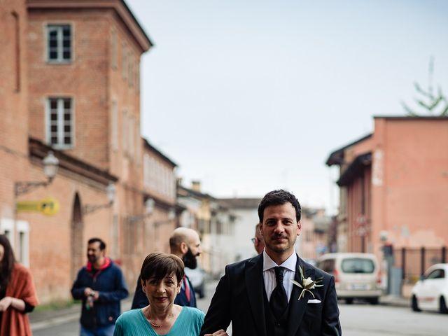 Il matrimonio di Luca e Greta a Crema, Cremona 56