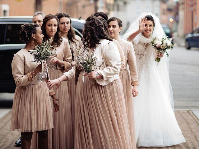 Il matrimonio di Luca e Greta a Crema, Cremona 57