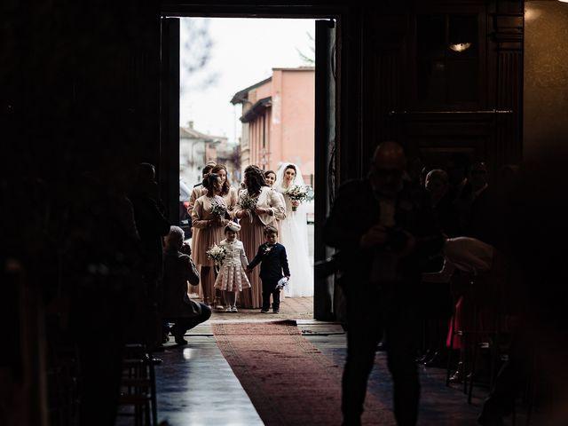 Il matrimonio di Luca e Greta a Crema, Cremona 58