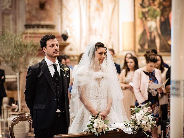 Il matrimonio di Luca e Greta a Crema, Cremona 59