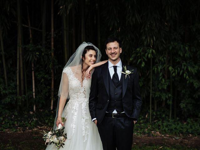 Il matrimonio di Luca e Greta a Crema, Cremona 61