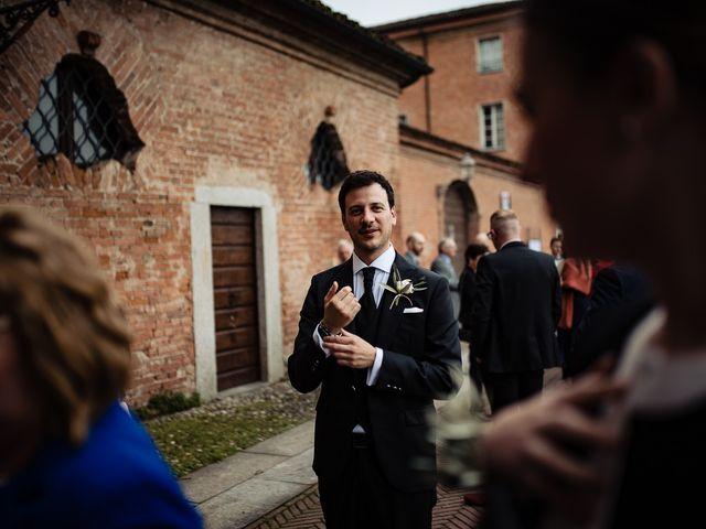 Il matrimonio di Luca e Greta a Crema, Cremona 73
