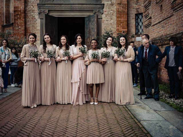 Il matrimonio di Luca e Greta a Crema, Cremona 74