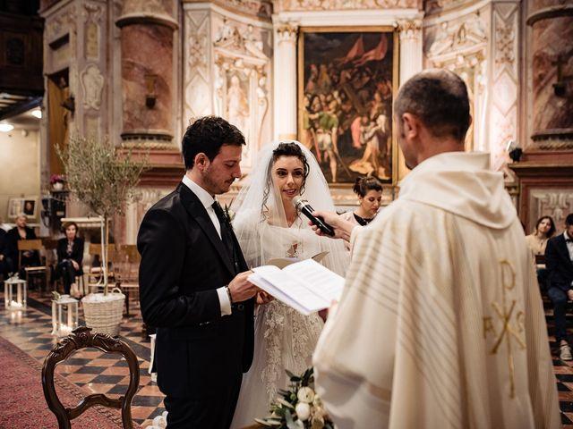 Il matrimonio di Luca e Greta a Crema, Cremona 76
