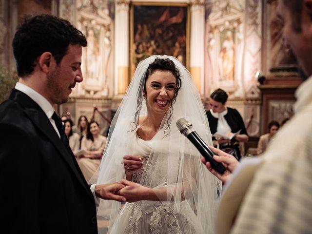 Il matrimonio di Luca e Greta a Crema, Cremona 77