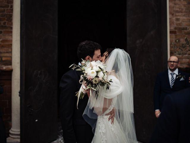 Il matrimonio di Luca e Greta a Crema, Cremona 80