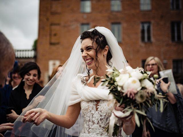 Il matrimonio di Luca e Greta a Crema, Cremona 81