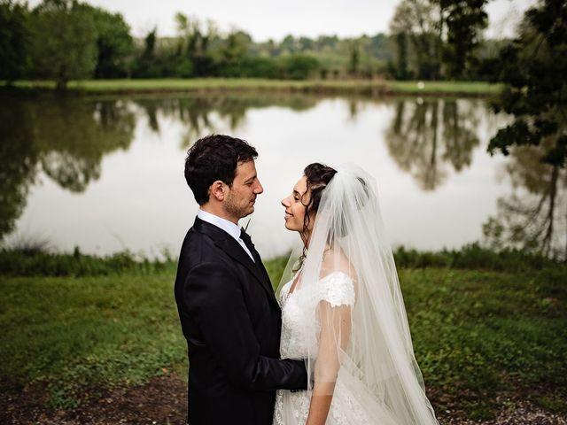 Il matrimonio di Luca e Greta a Crema, Cremona 88