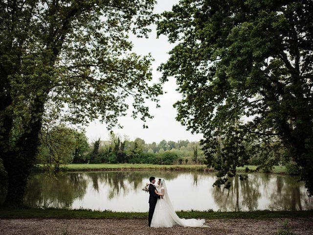 Il matrimonio di Luca e Greta a Crema, Cremona 89