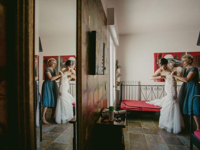 Il matrimonio di Massimiliano e Roberta a Maruggio, Taranto 5