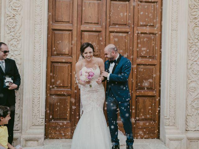 Il matrimonio di Massimiliano e Roberta a Maruggio, Taranto 25