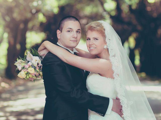 Le nozze di Simone e Suzan