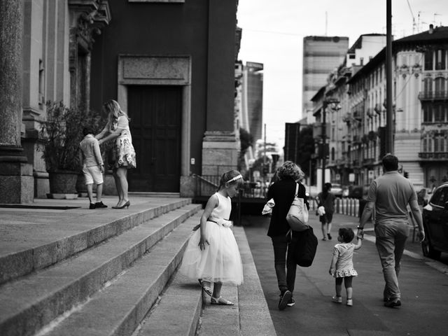 Il matrimonio di Alessandro e Camilla a Milano, Milano 31