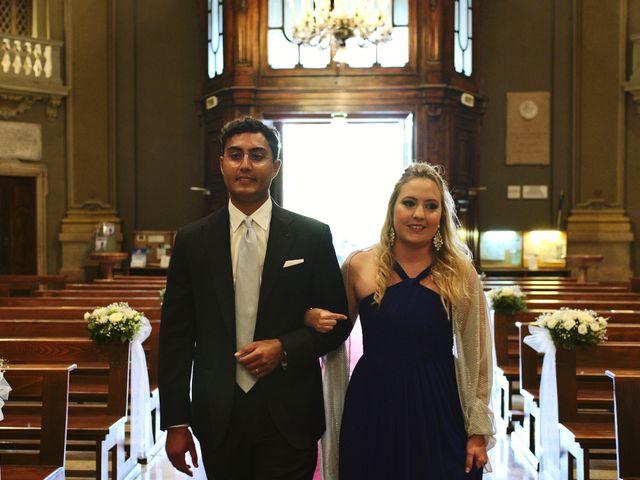 Il matrimonio di Alessandro e Camilla a Milano, Milano 37