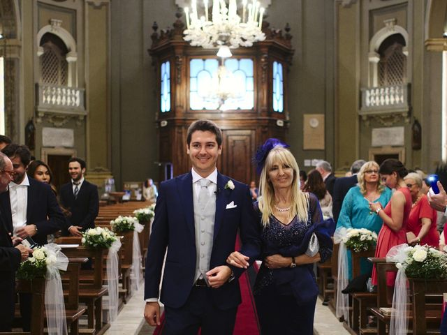 Il matrimonio di Alessandro e Camilla a Milano, Milano 39
