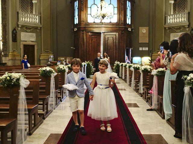 Il matrimonio di Alessandro e Camilla a Milano, Milano 42