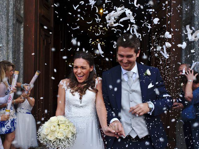 Il matrimonio di Alessandro e Camilla a Milano, Milano 66