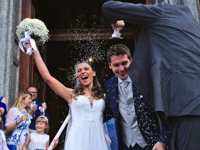 Il matrimonio di Alessandro e Camilla a Milano, Milano 67