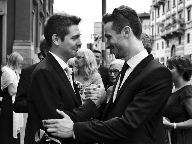 Il matrimonio di Alessandro e Camilla a Milano, Milano 75