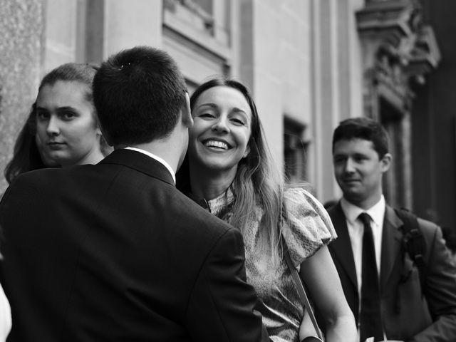Il matrimonio di Alessandro e Camilla a Milano, Milano 77