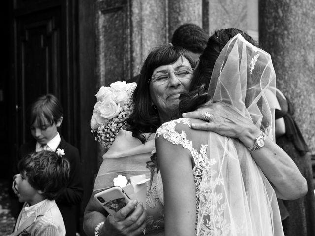 Il matrimonio di Alessandro e Camilla a Milano, Milano 78