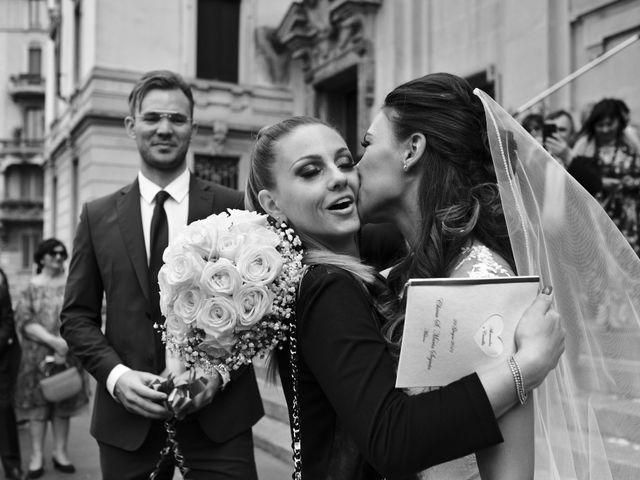 Il matrimonio di Alessandro e Camilla a Milano, Milano 80