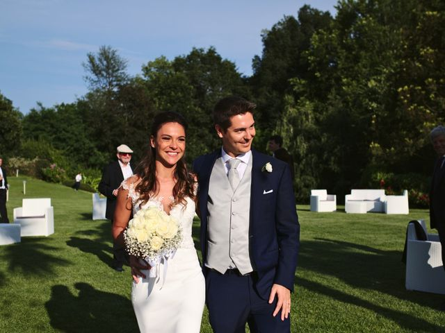 Il matrimonio di Alessandro e Camilla a Milano, Milano 106