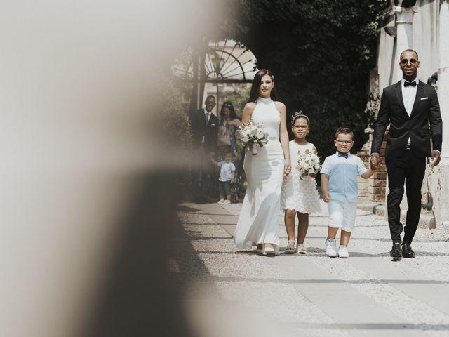Il matrimonio di Randhal e Anna a Verona, Verona 119