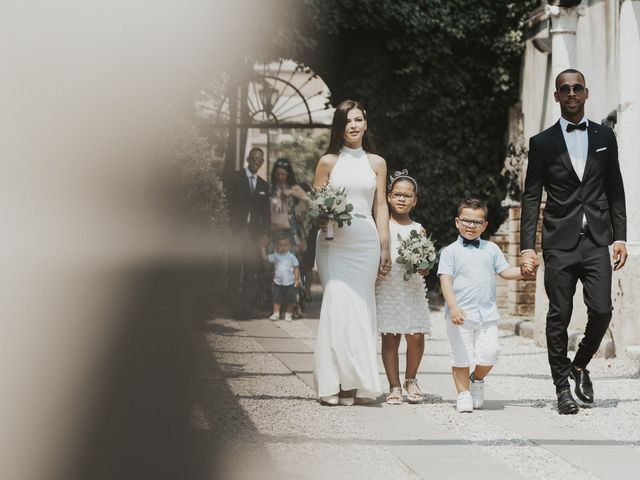 Il matrimonio di Randhal e Anna a Verona, Verona 120