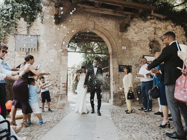 Il matrimonio di Randhal e Anna a Verona, Verona 150