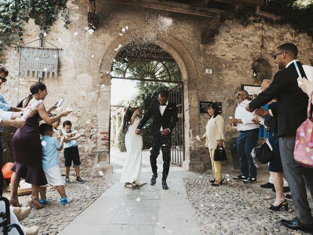 Il matrimonio di Randhal e Anna a Verona, Verona 151