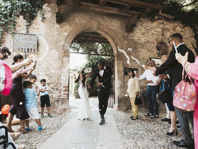 Il matrimonio di Randhal e Anna a Verona, Verona 153
