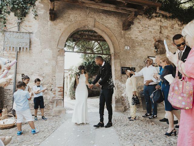 Il matrimonio di Randhal e Anna a Verona, Verona 155