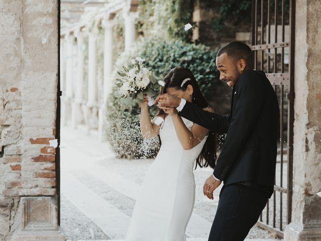 Il matrimonio di Randhal e Anna a Verona, Verona 158