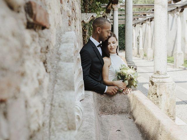 Il matrimonio di Randhal e Anna a Verona, Verona 174