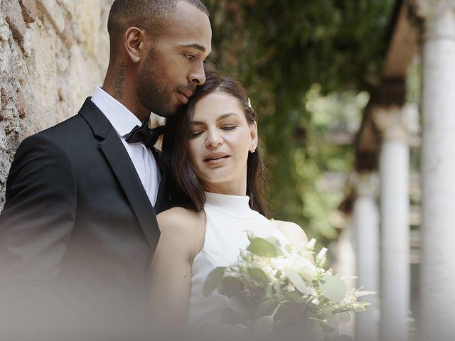 Il matrimonio di Randhal e Anna a Verona, Verona 175